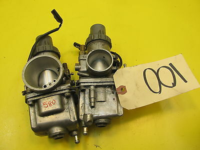 Arctic Cat ZR Powder EXT Mountain 550 580 Carburetor Carbs #100