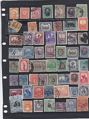 Very Good Lot Of Early Peru Stamps In Mint Or Used See Three Photos 26*