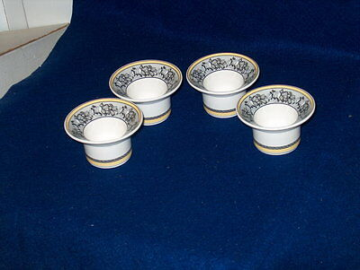 Villeroy Boch  Set Of 4 Audun Ferme Egg Cups