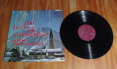 'The Bells of Christmas' EDDIE DUNSTEDTER vinyl LP record MFP 1027