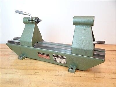 """Nice! Science Model No. 1 Precision Bench Centers 6"""" Center Height"""