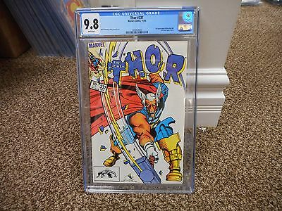 Thor 337 cgc 9.8 1st appearance Beta Ray Bill 1983 Guardians of the Galaxy movie