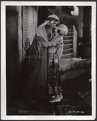 Norma Talmadge & Arthur Edmund SONG OF LOVE Vintage Orig Photo silent actress