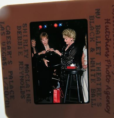 SHIRLEY MacLAINE DEBBIE REYNOLDS 2001  SLIDE 22