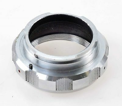 Exakta To Leica L39 Adapter - Unknown Make But Nice Quality & Made In Germany.