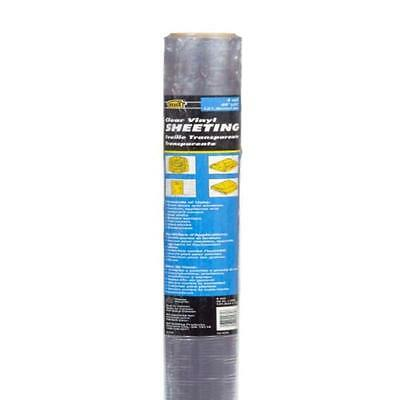 4Mil Polyfilm 36In 25Ft Clr M-D Building Products Polyethylene Film - Consumer