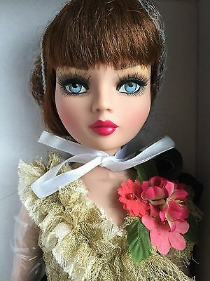 "Tonner Wilde Imagination Ellowyne Gilded Gloom 16"" Doll NRFB 2012 LE 250"