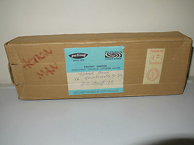Action Man Palitoy 1970 Mail-a-way Box Very Rare Item