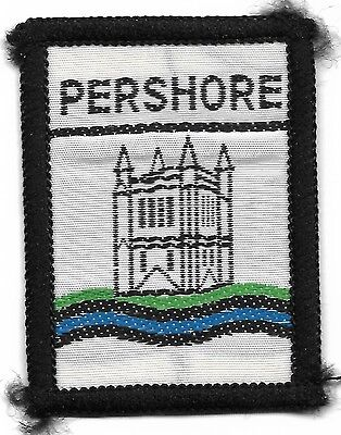 Pershore District Scout Badge