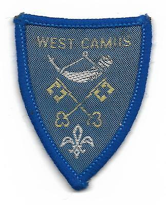 West Cambs District Scout Badge