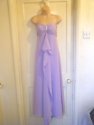 ladies long ball prom party wedding bridesmaid dress size 20 BRAND NEW WITH TAGS