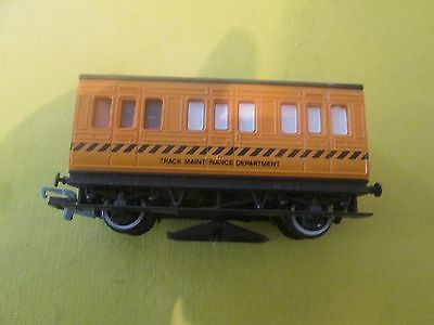 Hornby `oo Gauge` R296 Track Maintenance Department Cleaning Car (Unboxed)