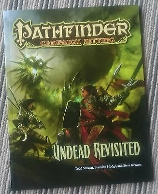Pathfinder Campaign Setting Undead Revisited Paizo