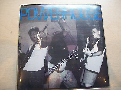 """Powerhouse 7"""" New Age Rec. wie Youth of today Youth Crew SE Punk HC"""
