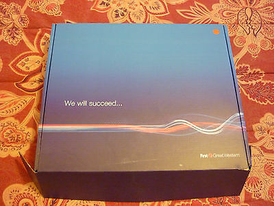 First Great Western Train Collectable Box Set