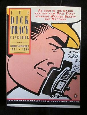 The Dick Tracy Casebook 1931-1990