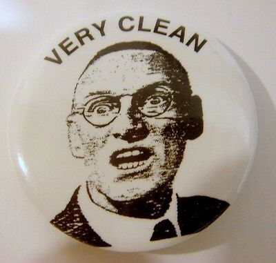 """""""Very Clean"""" Beatles Button featuring Paul's Grandfather! A Hard Day's Night"""