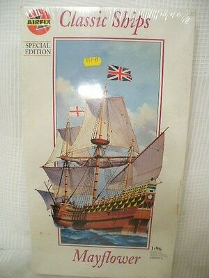 Airfix 08253 Mayflower 1:96 Scale Model Ship Special Edition