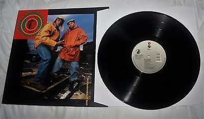PETE ROCK & CL SMOOTH Straighten It Out / They Reminisce 12 '' vinyl record VG