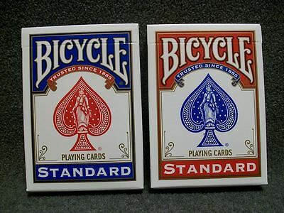 Bicycle Standard Playing Cards 4 New Decks