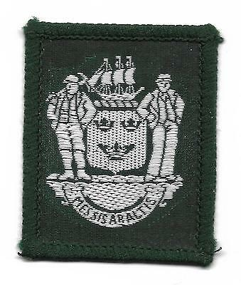 Tynemouth District Scout Badge