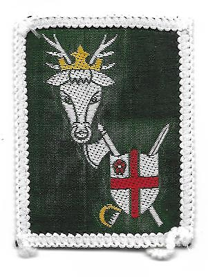 Kingswood St. George District Scout Badge
