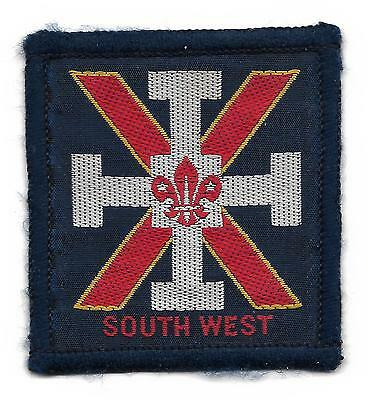 South West District Scout Badge
