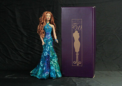 original THE TYLER WENTWORTH ANGELINA RUIZ AQUA collection doll