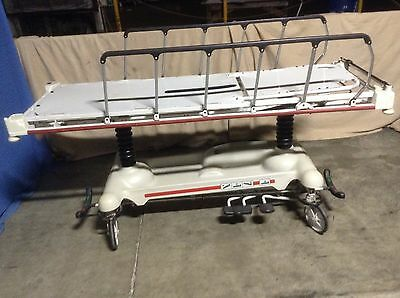 Stryker Emergency Room Stretcher Model 721 Good Condition
