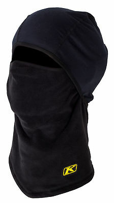 Klim Shadow Balaclava Black Snow Snowmobile Windstopper Face Mask