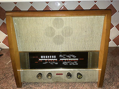 Vintage Valve Radio,Murphy A262,Very Nice,c.1955,Working V Well,Elect Work Done