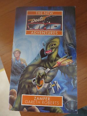 Doctor Who - Zamper by Gareth Roberts, Good condition