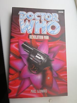 Doctor Who - Revolution Man, used book, good condition