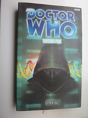 Doctor Who - Vanishing Point, used book, good condition