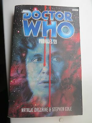 Doctor Who - Parallel 59, used book, good condition