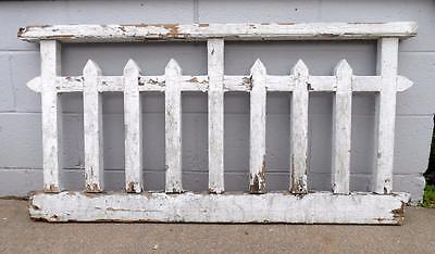 *Vtg Shabby Wood Porch Railing Balusters Architectural Salvage PICKUP ONLY!