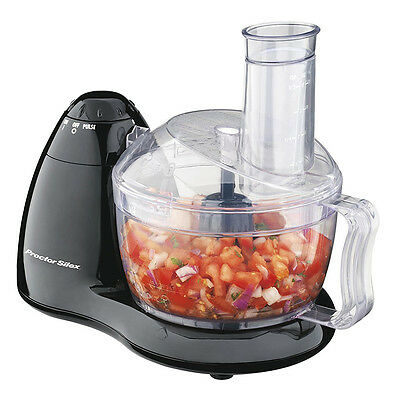 Proctor Silex 8 Cup Stainless Steel Chopping Blade Food Processor | 70452A
