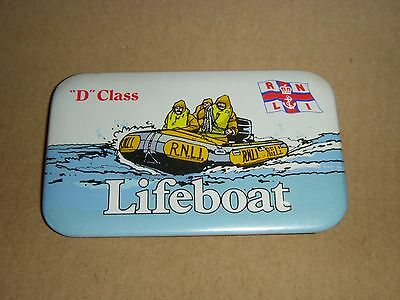 Rnli Badge - D Class Lifeboat - Royal National Lifeboat Institute