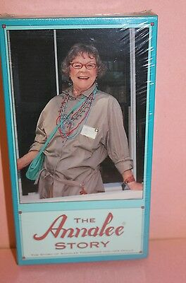 1993 Annalee Mobilitee Doll Company - The Annalee Story On Vhs