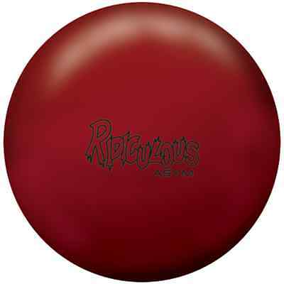 15lb Radical Ridiculous ASYM Solid Reactive Bowling Ball