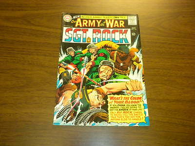 OUR ARMY AT WAR #160 DC Comics 1965 Sgt. Rock