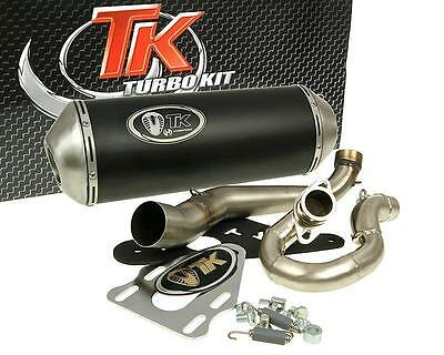 Exhaust Sport With E Characters Turbo Kit GMax 4T for Suzuki Epicuro 125 150