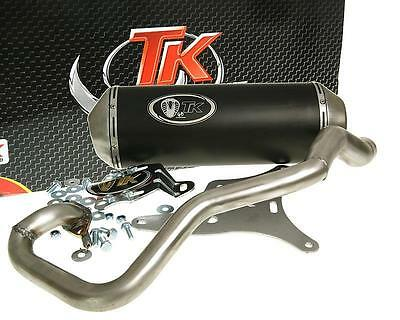 Exhaust Sport With E Characters Turbo Kit GMax 4T for Kymco Grand Dink 125 150