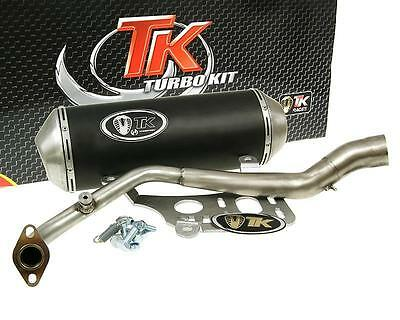 Exhaust Sport Turbo Kit GMax 4T for Kymco Downtown 125
