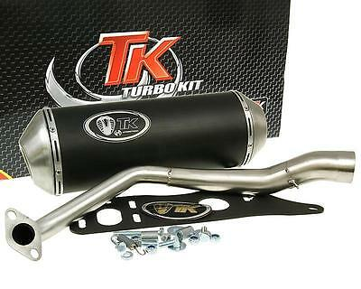Exhaust Sport With E Characters Turbo Kit GMax 4T for Kymco People S 125