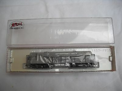 Atlas 49560 Train Master, Undecorated, Diesel Locomotive Engine, N Scale