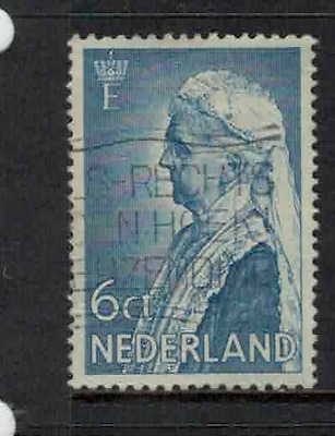 Netherlands 1934 TB used