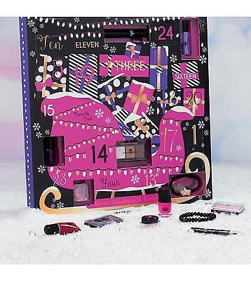 Sugar & Spice Countdown To Beauty Christmas Advent Cosmetics Calendar Make Up