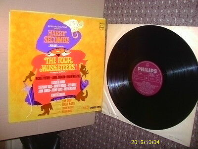 The Four Musketeers! LP. Philips AL3655. 1967 mono. VG.