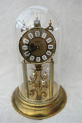 Large Vintage Haller Torsion/anniversary Clock For Tlc